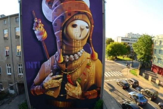 Murale – dzieła godne ulicy