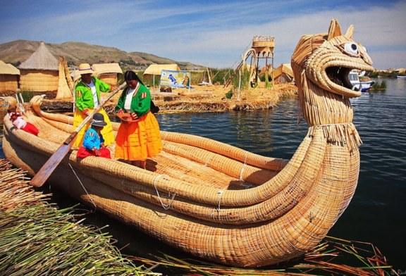 Uros – wolność płynąca z jeziora