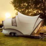 10 najbardziej nietypowych namiotów