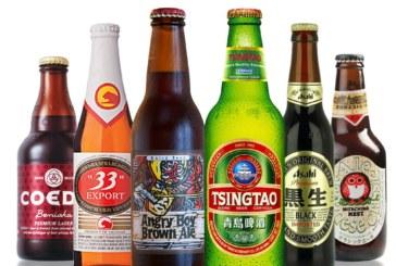 Azjatyckie piwa. Oto TOP 10, które musisz spróbować