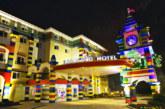Hotel inspirowany klockami Lego