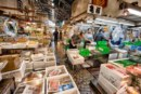 Śniadanie na rynku Tsukiji