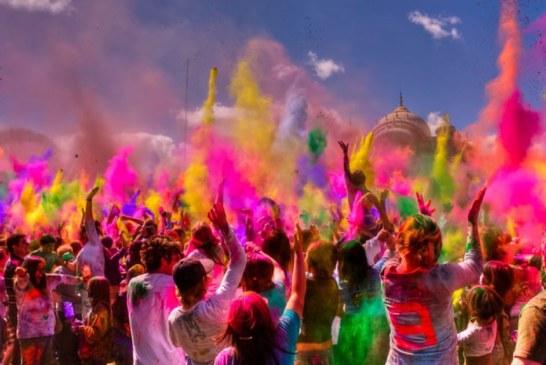 Hinduski festiwal Holi Open Air po raz pierwszy w Polsce!