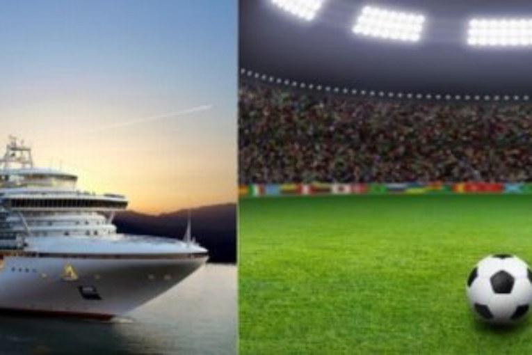 Koreańczycy chcą zbudować statek wycieczkowy ze stadionem