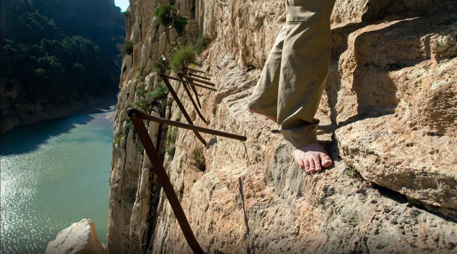 Najtrudniejsze szlaki świata. El Caminito del Rey