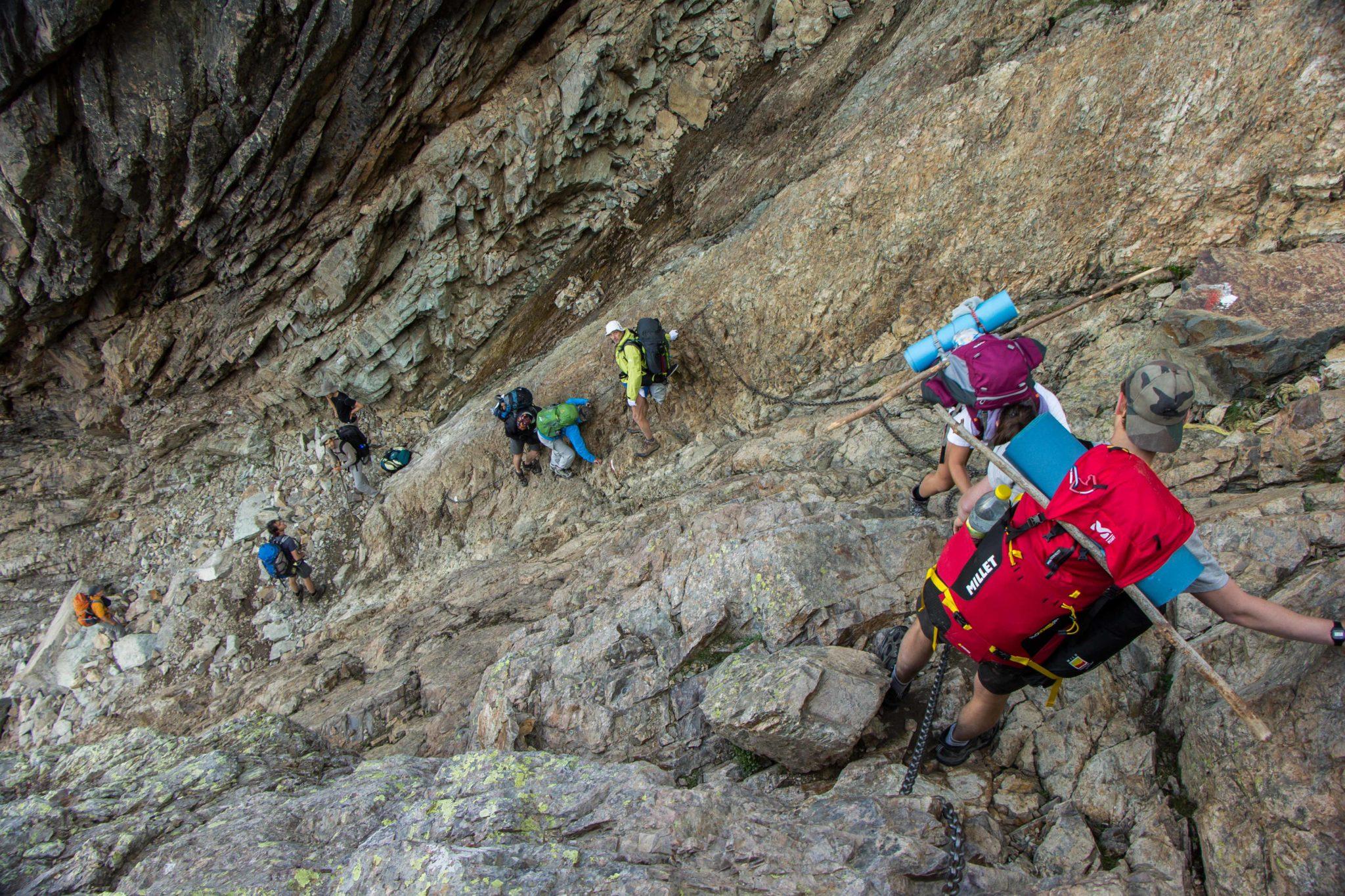 Najtrudniejsze szlaki świata - GR20 Korsyka