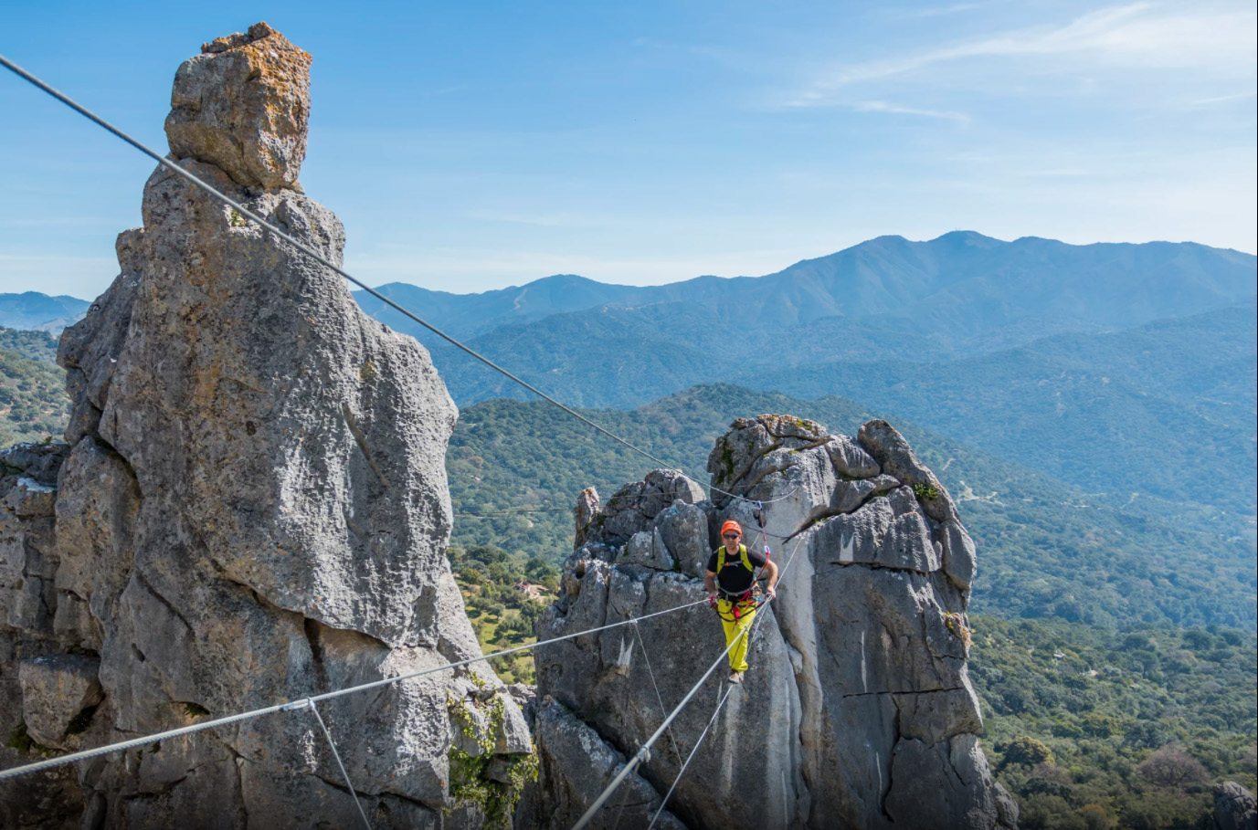 Najtrudniejsze szlaki na świecie. Via Ferrata Constantini