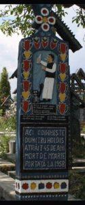 Wesoły Cmentarz - Rumunia
