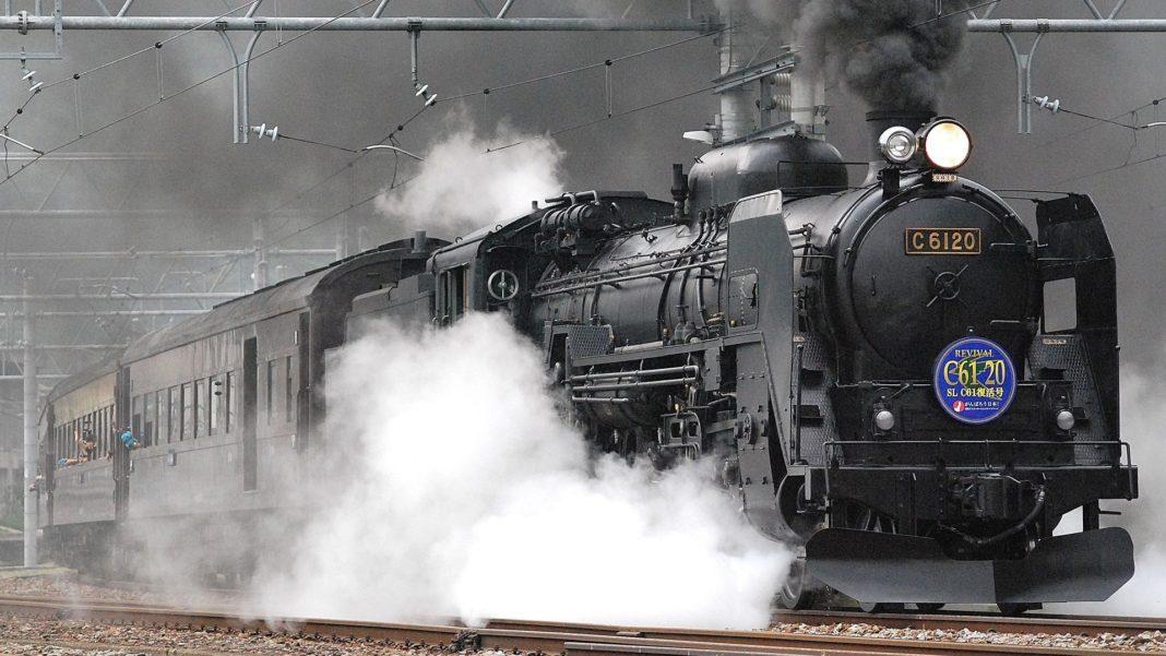 Niezwykłe pociągi