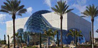 Glass Enigma Glass Enigma - muzeum Salvadora Dalego, Floryda