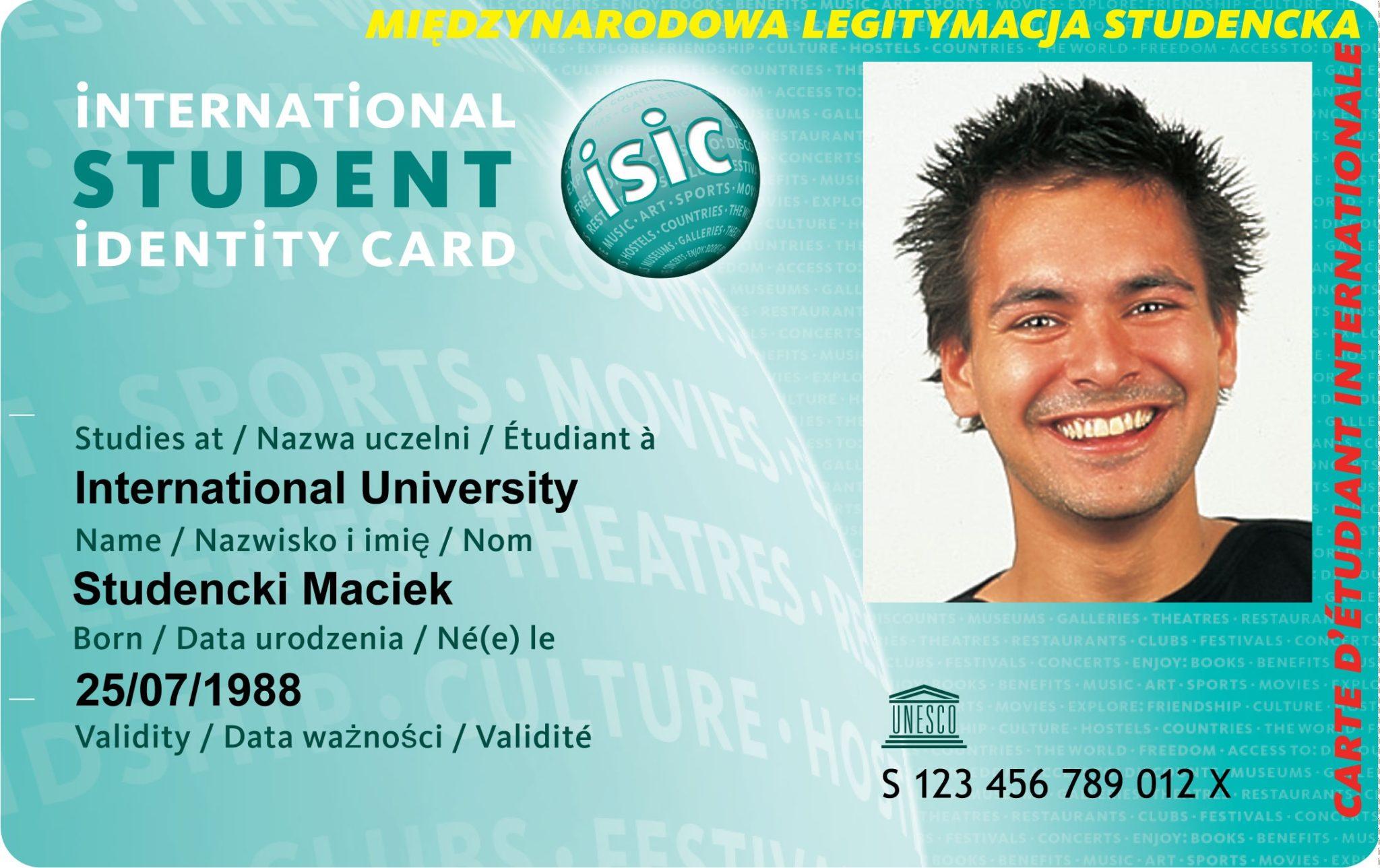 Isic I Euro26 Ktora Karta Daje Wiecej Przywilejow Traveladvisor Pl