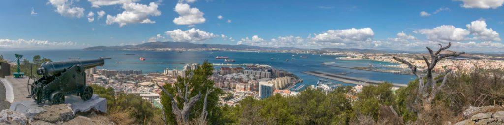 gibraltar - panorama