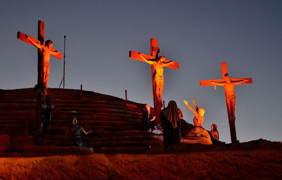 Biblijne parki rozrywki - Tierra Santa Buenos Aires