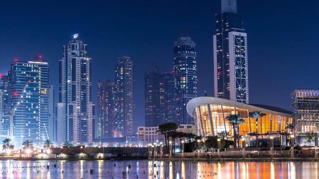 Emiraty Arabskie - Dubaj