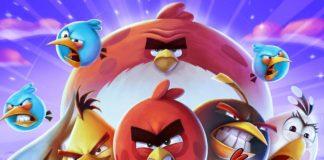 Wściekłe ptaki
