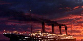 Titanic powraca.