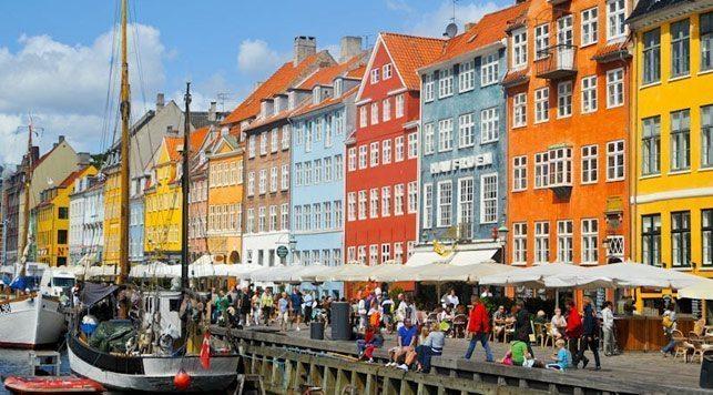 Spacerując po Kopenhadze
