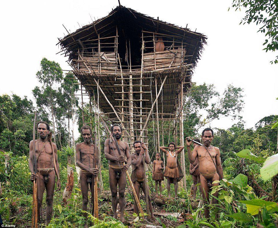 Plemię Korowai