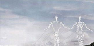 Maszty energetyczne - architektura na Islandii