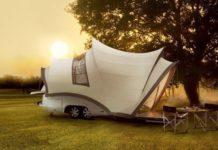 Nietypowy namiot