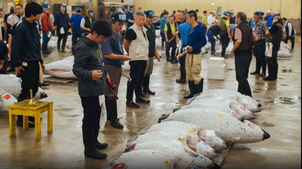 rynek tsukiji