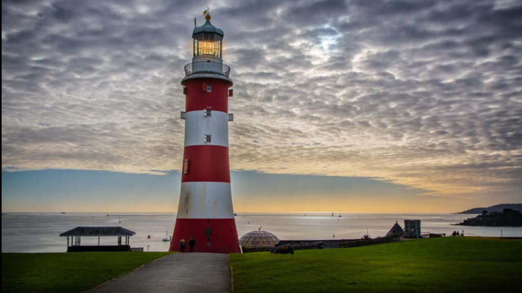 Latarnie morskie - Plymouth Eddystone