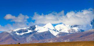 pociąg do Tybetu