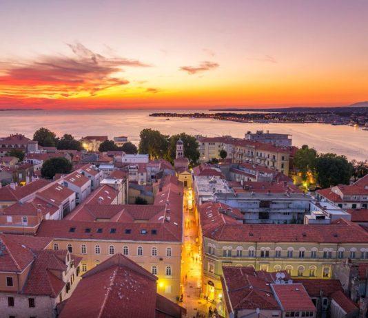 Zadar atrakcje turystyczne