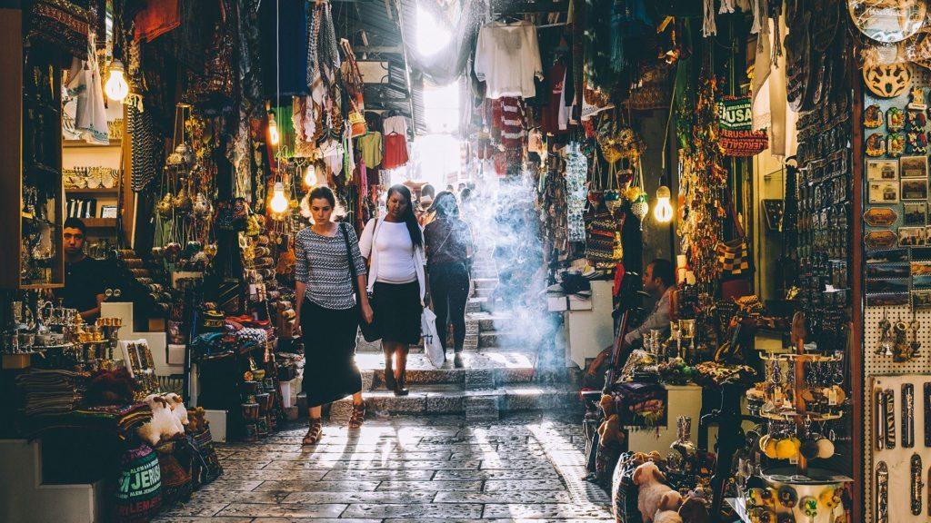 Jerozolima - zwiedzanie miasta