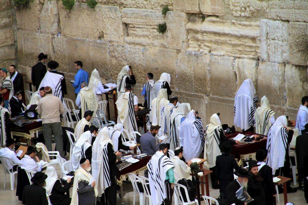 Zwiedzanie Jerozolimy - ściana płaczu