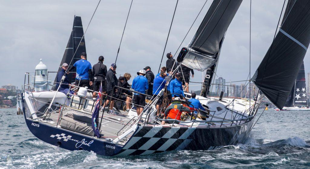 regaty żeglarskie Sydney-Hobart