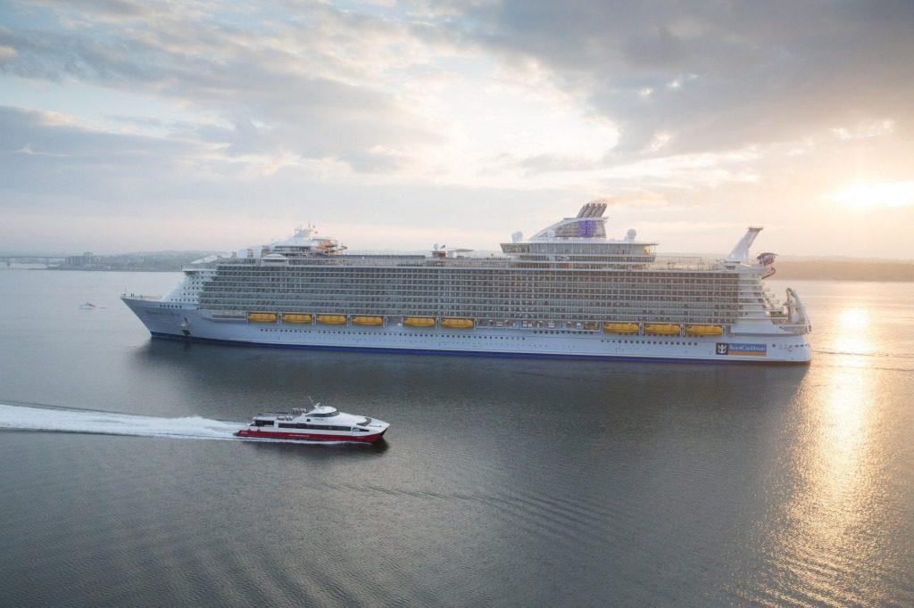 Największy statek pasażerski