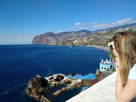 Madera - spacer po wybrzeżu