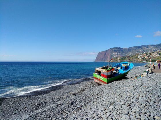 Madera - plaże