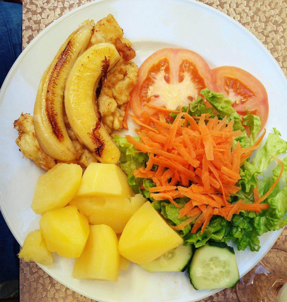 Madera - pałasz w bananach
