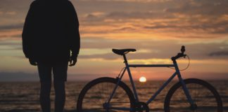 Zwiedzanie Skandynawii na rowerze