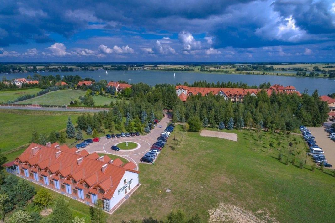 Mikołajki - hotel i atrakcje turystyczne na Mazurach